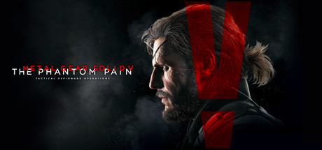 Купить METAL GEAR SOLID V: THE PHANTOM PAIN на SteamNinja.ru