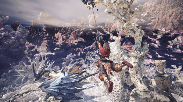 Купить лицензионный ключ Monster Hunter World: Iceborne Master Ed. (Steam)RU/C на SteamNinja.ru