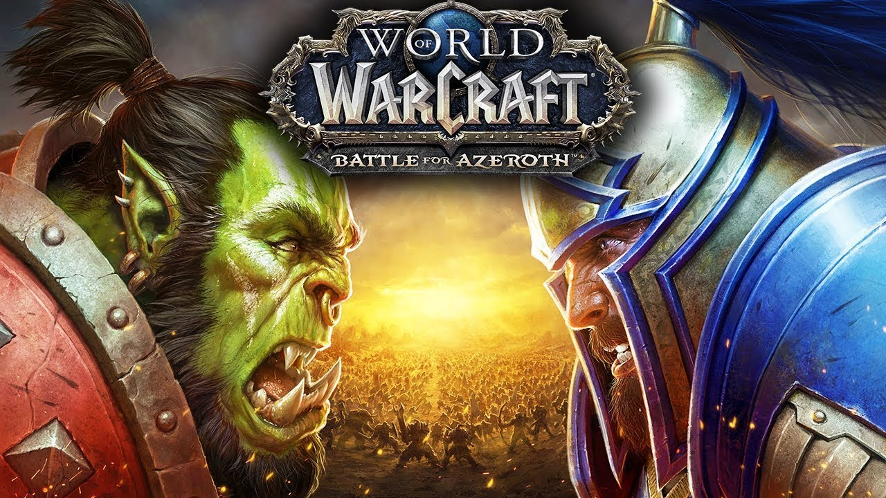 Купить лицензионный ключ World of Warcraft:Battle for Azeroth Battle.net(RUS+EU) на SteamNinja.ru