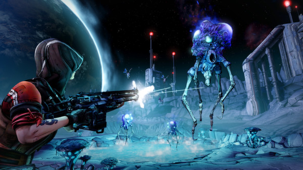 Купить лицензионный ключ Borderlands: The Pre-Sequel Steam ключ ( REGION FREE ) на SteamNinja.ru