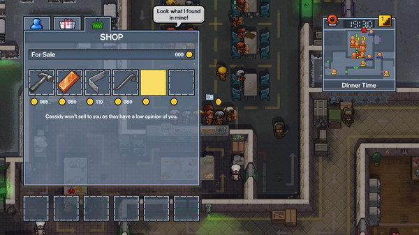 Купить лицензионный ключ The Escapists 2 - Glorious Regime Prison на SteamNinja.ru