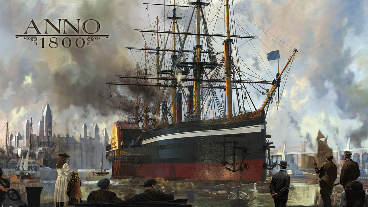 Купить аккаунт ANNO 1800 GOLD [ГАРАНТИЯ+CASHBACK 10% ] RU-ENG GLOBAL на SteamNinja.ru