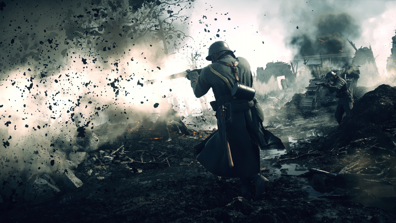 Купить аккаунт Battlefield 1 Ultimate || origin || + Гарантия + Бонус на SteamNinja.ru