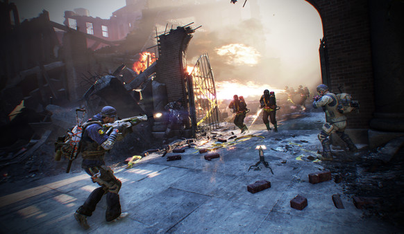 Купить Tom Clancys The Division на SteamNinja.ru