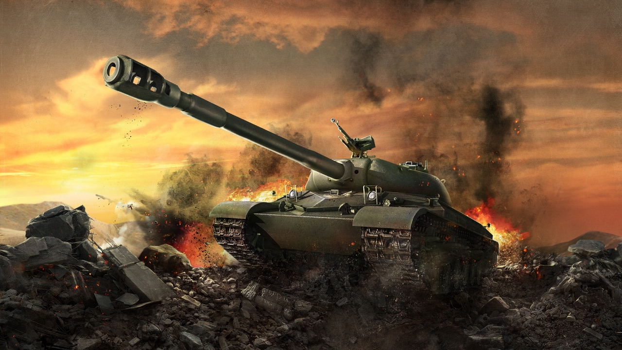 Купить аккаунт World of Tanks [wot] минимум 1 танк от (5-10 lvl) на SteamNinja.ru