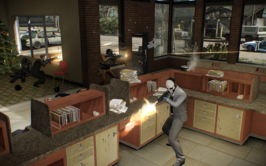 Купить лицензионный ключ PAYDAY 2: Gage Weapon Pack #02 (DLC) STEAM GIFT /RU/CIS на SteamNinja.ru