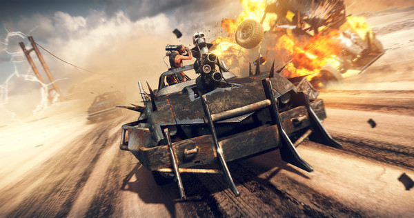 Купить лицензионный ключ Mad Max 💎 STEAM KEY REGION FREE GLOBAL ЛИЦЕНЗИЯ на SteamNinja.ru