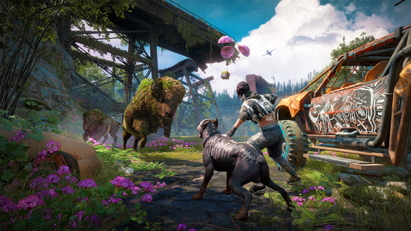 Купить аккаунт Far Cry® New Dawn Deluxe Edition  | XBOX ONE ♥🎮 на SteamNinja.ru