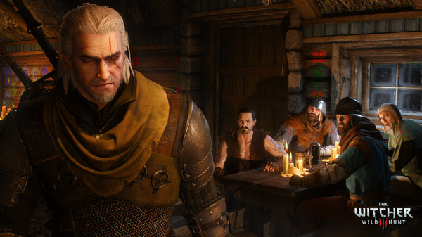 Купить аккаунт The Witcher 3 Wild Hunt + СЕКРЕТКА (Гарантия + Бонус) на SteamNinja.ru
